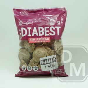 Galles Diabest - Chocolate y Avena