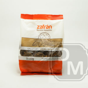 Zafran Cacao, Mani, Cafe