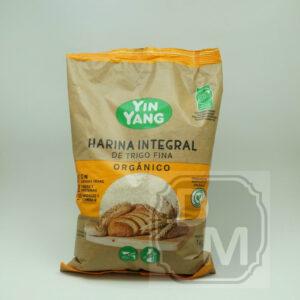 Harina Integral Orgánica Yin Yang