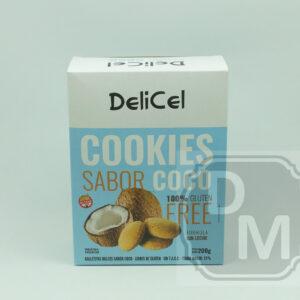 Cookies Delicel Sabor Coco