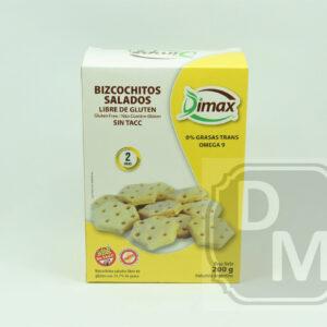 Bizcochitos Salados Dimax