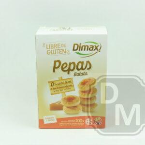 Pepas de Batata Dimax