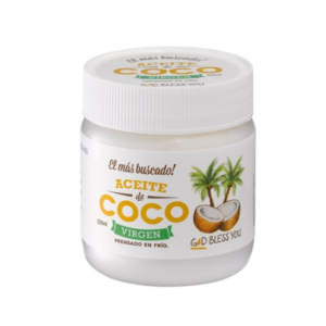 Aceite de Coco God Bless You