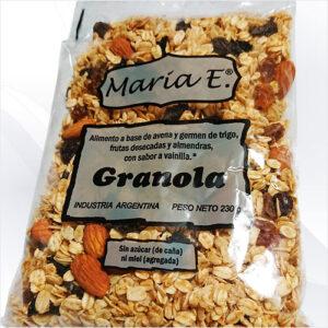 Granola Maria E.