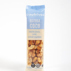 Barra Coco Nutriveg