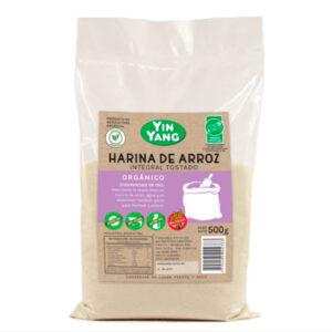 Harina Arroz Int. Organica Yin Yang