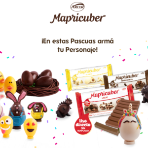 Chocolates Mapricuber