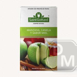 Té Manzana, Canela y Miel Saint Gottard