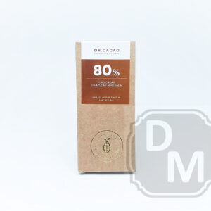 Chocolate Dr Cacao al 80%