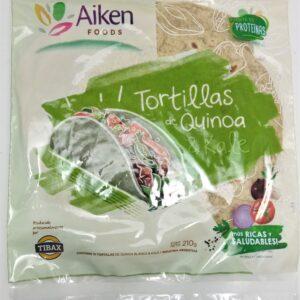 Tortillas Kale Aiken Foods