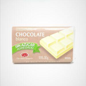Chocolate Blanco Sin Azucar Chocolates Húngaros