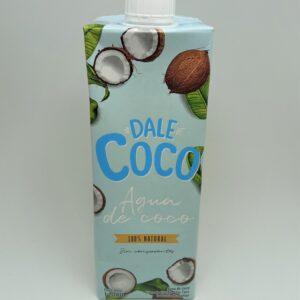Agua de Coco Dale Coco