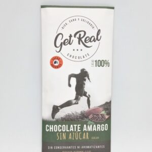Chocolate Amargo Get Real