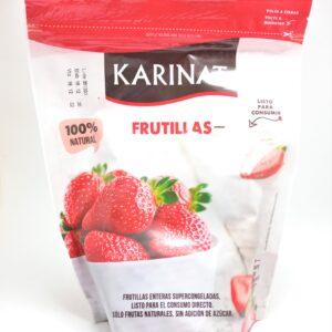 Frutillas Congeladas Karinat