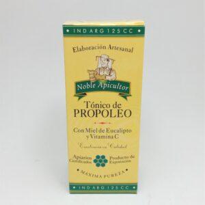 Tonico de Propoleo - Noble Apicultor