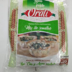 Orali - Tapas para Empanadas Mix de Semillas
