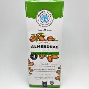 Bebida a base de Almendras Pampa Vida