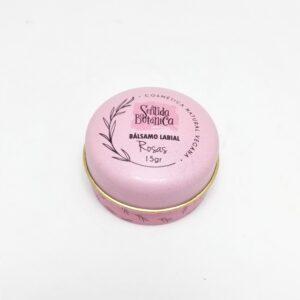 Balsamo Labial Rosas Sentida Botanica
