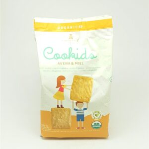 Cookids Avena y Miel - Cachafaz