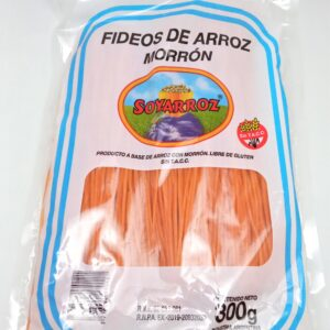 Fideos de Arroz Morron Soyarroz